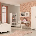 חדר אליה - חדר ילדים מהסדרה הלבנה